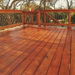 bigstock_newly_stained_deck_2833094