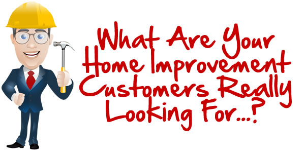 What Are Your Customers Looking For?