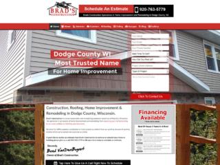 Website Design For General Contractors