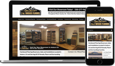 Website Design For Flooring Companies
